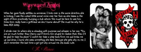 wayward angel teaser