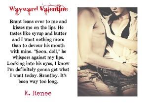 Wayward Valentine Teaser 2