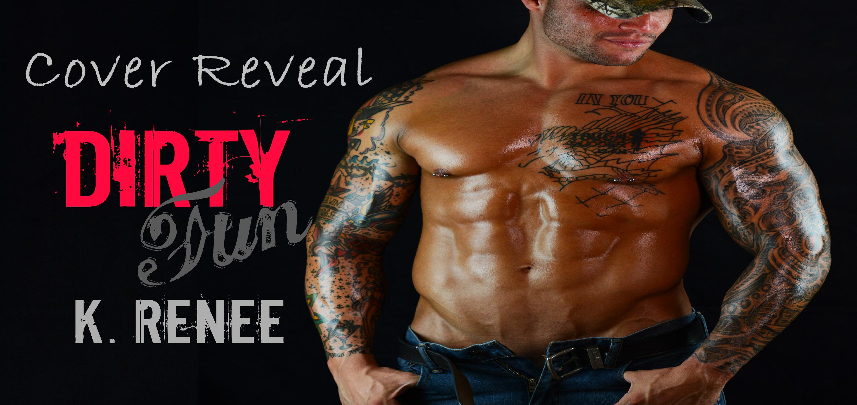 Cover Reveal Banner Dirty Fun