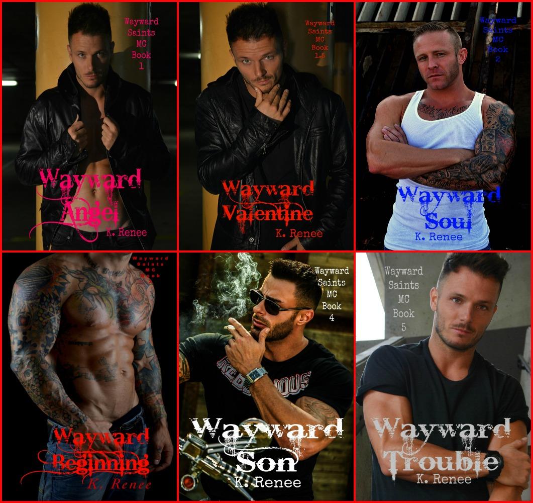 Wayward Saints   1-5