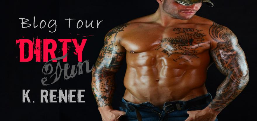 Blog Tour Banner Dirty Fun